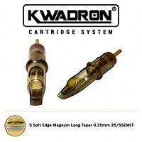 SEM LT - Kwadron Картриджи Soft Edge Magnum Long Taper