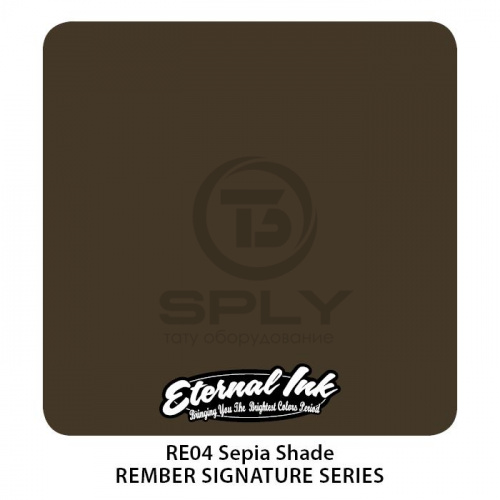 Пигмент SEPIA SHADE - Remember Orellana Signature Set - Eternal фото 2