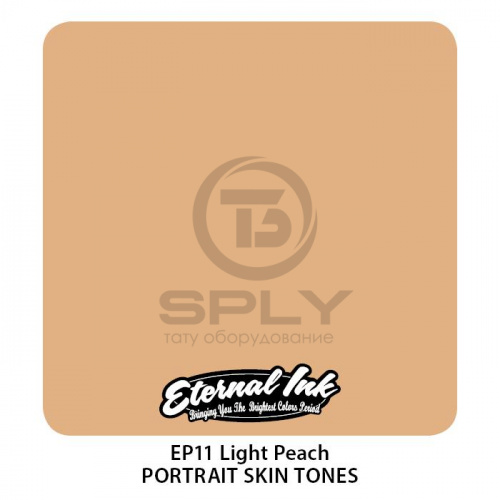 Пигмент LIGHT PEACH - Portrait Skin Tone Set - Eternal фото 2