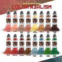 World Famous Ink OLEG SHEPELENKO REALISM COLOR SET 1 oz