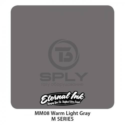 Пигмент WARM LIGHT GRAY - M-Series Set - Eternal фото 2