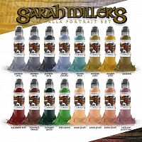 World Famous Ink SARAH MILLER VALHALLA SET 1 oz