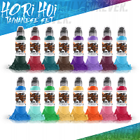 World Famous Ink HORI HUI SET 1 oz