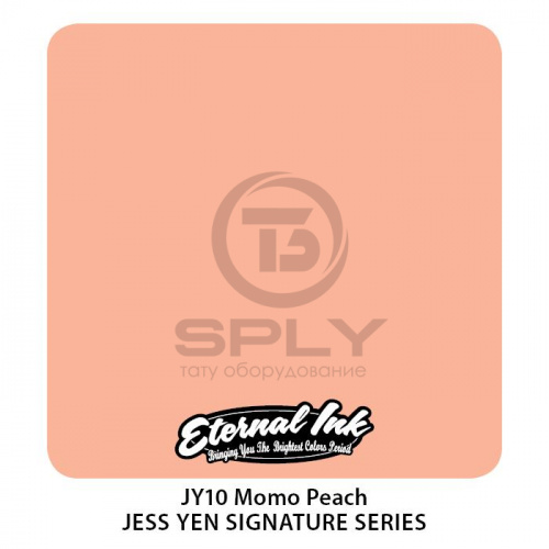 Пигмент MOMO PEACH - Jess Yen Set - Eternal фото 2