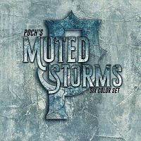 World Famous Ink POCH MUTED STORM SET