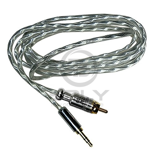 Провод RCA white silver for Cheyenne